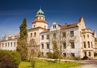 The Častolovice Château